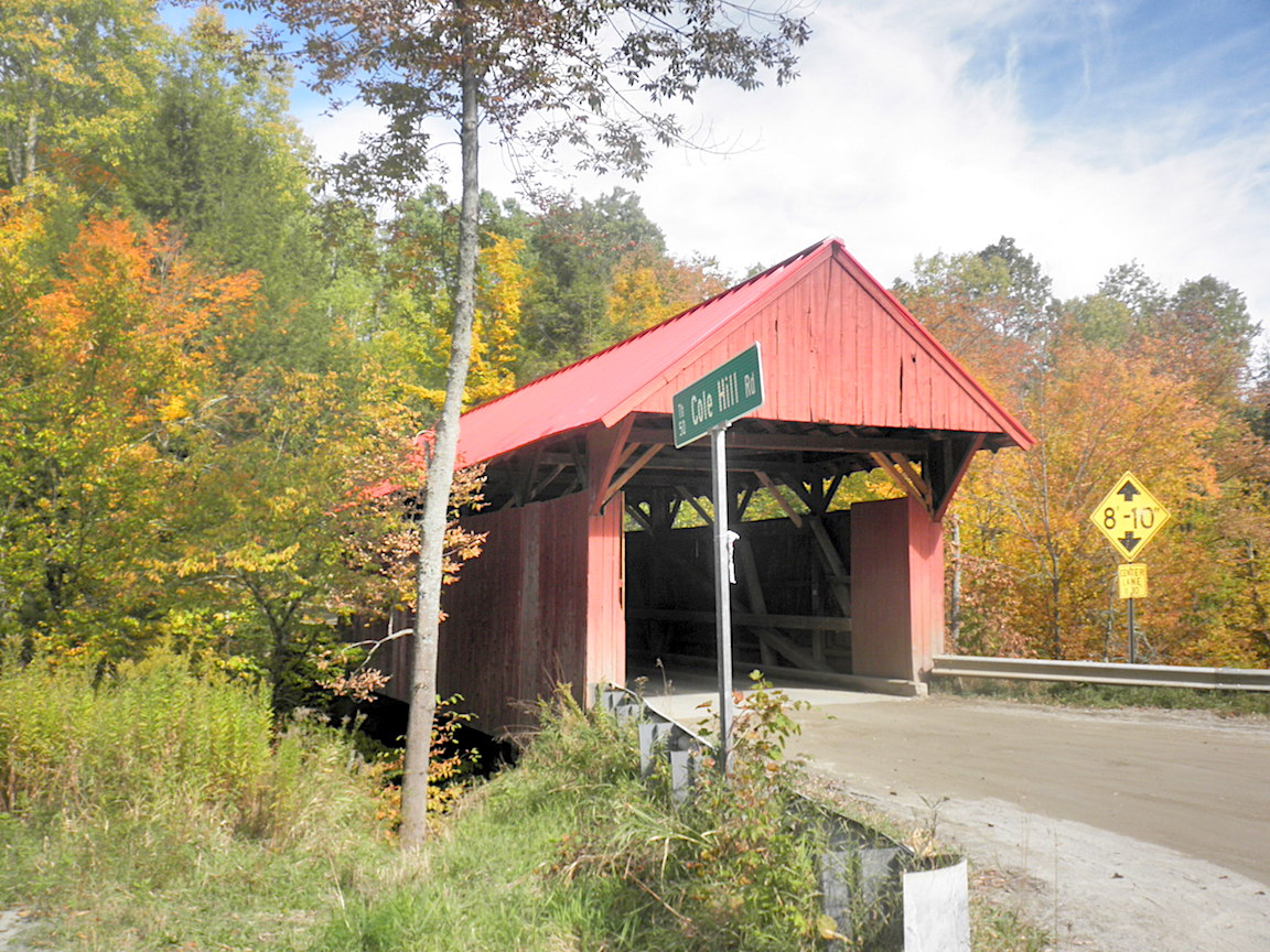 Stowe Covered Bridge